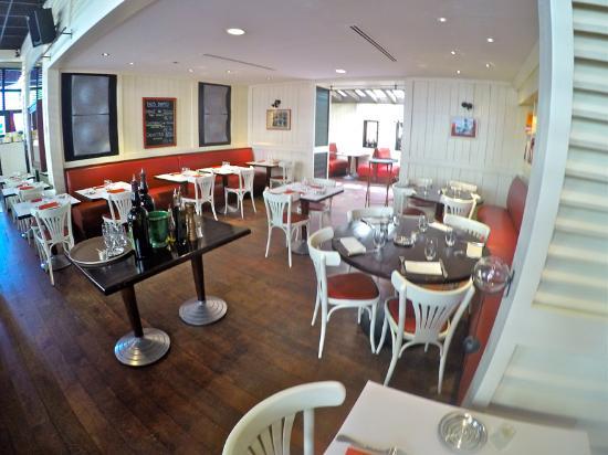 La Régate restaurant : Espace de restaurant