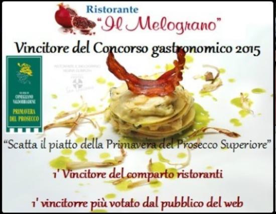 Hotel San Giacomo Sport&Relax: Ristorante il Melograno