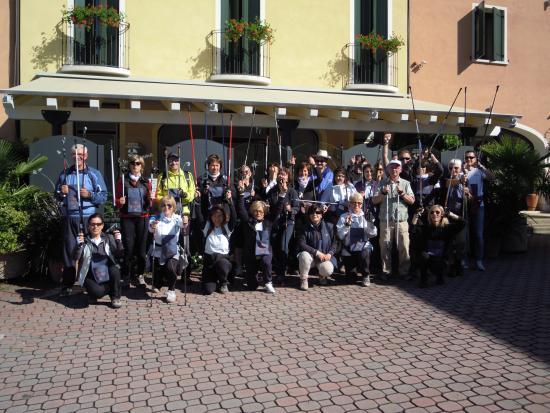 Hotel San Giacomo Sport&Relax: Tempo libero: Nordic Walking