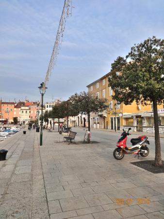 Rovigno, Croazia: Ровинь, старый город, Хорватия.