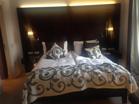 The Mark Luxury Hotel Prague: Bedroom