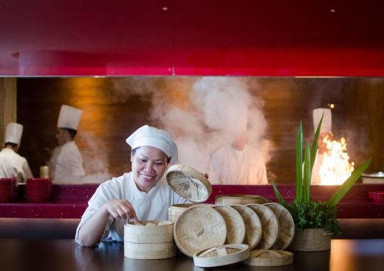 Red Zen: Chef Kueng's Live Kitchen