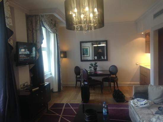 The Mark Luxury Hotel Prague: Lounge