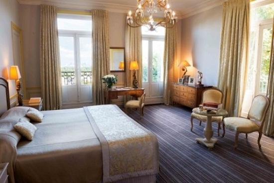Chambre luxe paris for Chambre 19 paris