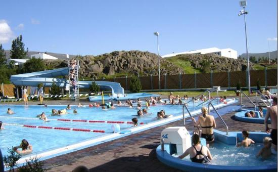 Egilsstadir Swimming Pool