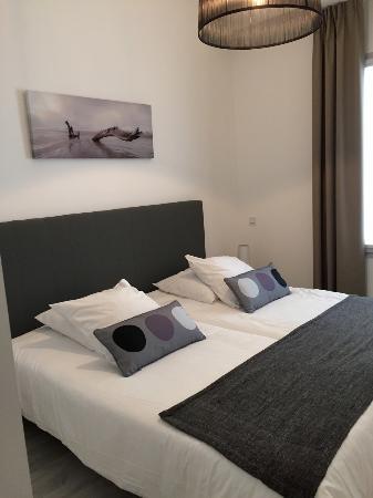 Residence de la Plage : chambre appartement