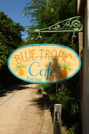 Friendship, Bequia: Blue Tropic