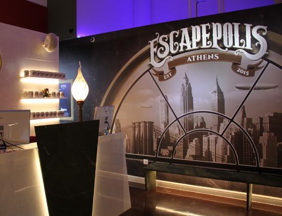Escapepolis