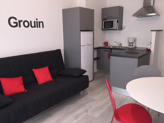 residence de la plage hotel reviews price comparison les sables d 39 olonne france tripadvisor. Black Bedroom Furniture Sets. Home Design Ideas