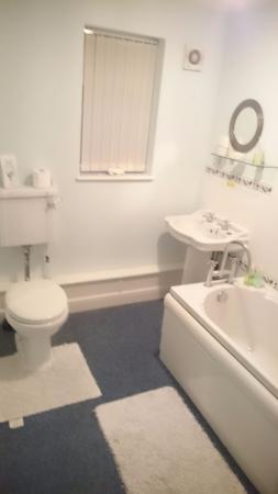 Ruddington, UK: Bathroom