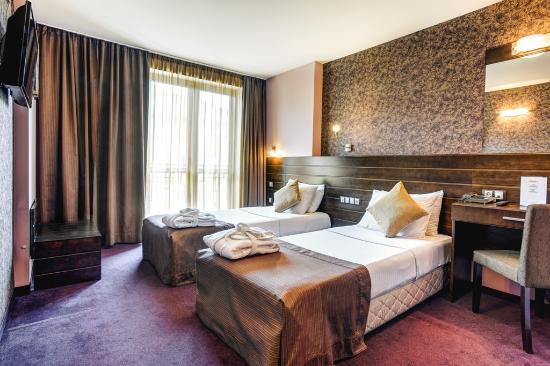 Budapest Hotel, hôtels à Sofia