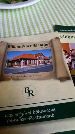 Kolkwitz, Germany: Böhmischer Rasthof & Pension