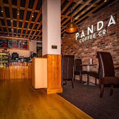 Bolton, UK: Panda lounge