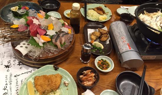 Choshu Ikadojo Toyomaru Suisan Shimonoseki Ekimae