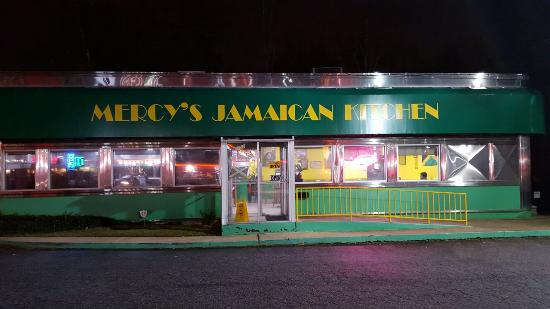 Mercy's Jamaican Kitchen
