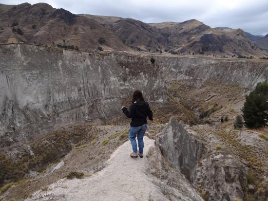 Pujili, Ekwador: Me aventurando no Canon del Rio Toachi