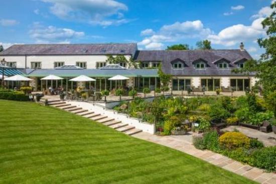Chipping, UK: Award-winning hotel
