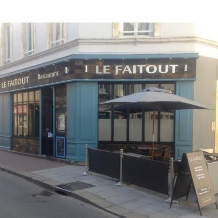 restaurant le faitout dans cherbourg octeville avec cuisine fran aise. Black Bedroom Furniture Sets. Home Design Ideas