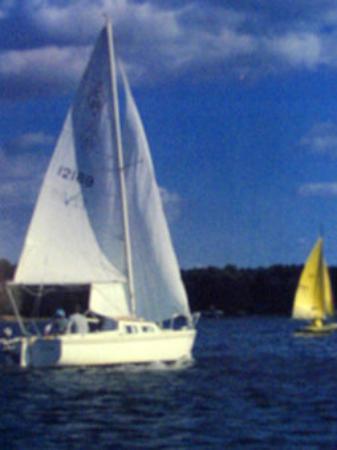 Lake Worth, TX: Sailing