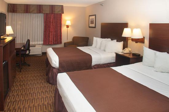 Best Western Lawrence : Guest Room