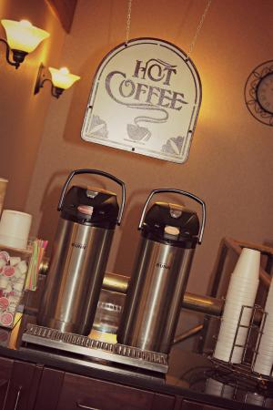 Winona, MN: Coffee