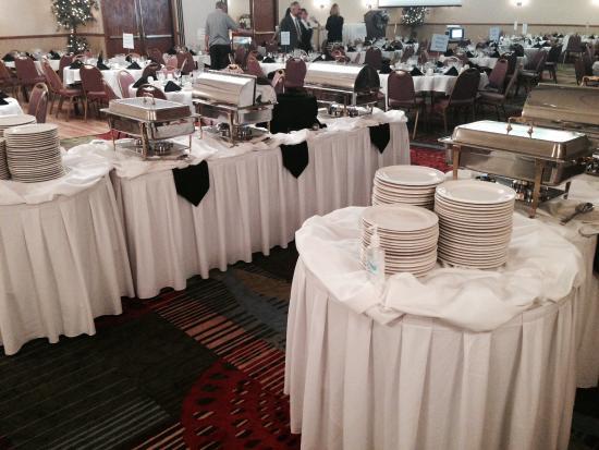 Winona, MN: Banquet Buffet