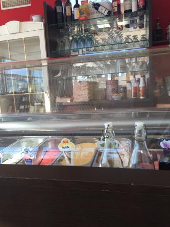 Ambiente da Pino: Paccheri mit Thunfisch und Speck an weißweinsosse ! Einfach ECCEZIONALE!
