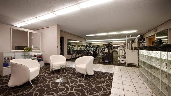 Best Western Plus Longbranch Hotel & Convention Center: Fitness Center