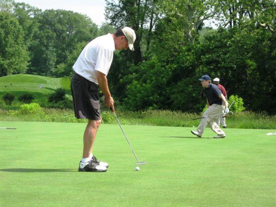 Staunton, Virginie : Gyspsy Hill Golf Course