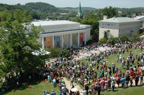 Staunton, Virginie : Mary Baldwin College