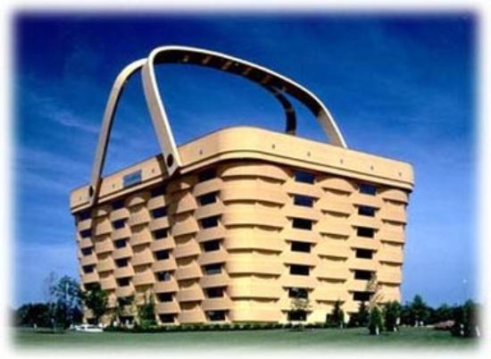 Pickerington, OH: Longaberger Basket Factory