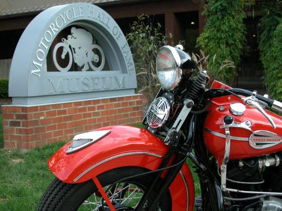 Pickerington, OH : Motorcycle Hall of Fame Museum