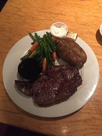 Mountain Steak