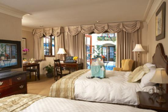 BEST WESTERN PLUS Sunset Plaza Hotel: Guest Room