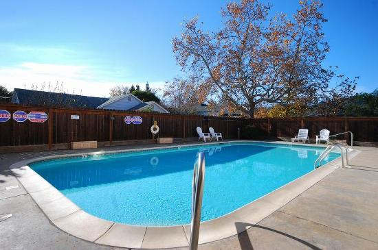 Cloverdale, Californie : Swimming Pool