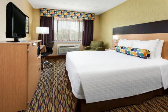 BEST WESTERN Leisure Inn: Queen Bed Guest Room