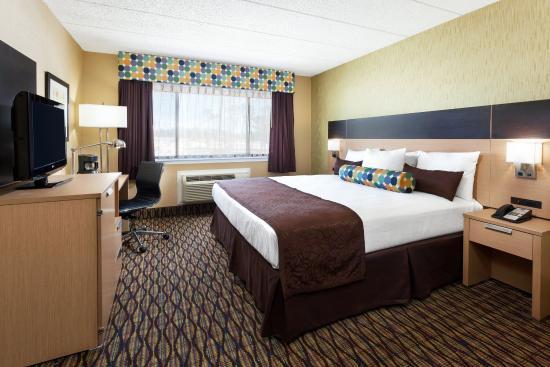 เลกวูด, นิวเจอร์ซีย์: King Guest Room
