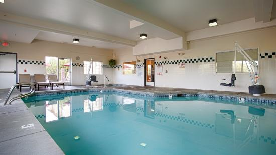BEST WESTERN PLUS Walla Walla Suites Inn: Indoor Pool
