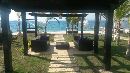 Palmar de Ocoa, สาธารณรัฐโดมินิกัน: Hotel Ibiza