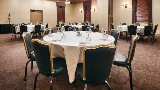 Best Western Plus High Country Inn: Meetings