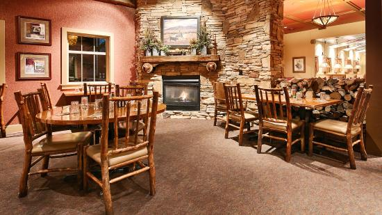 BEST WESTERN PLUS High Country Inn: Dining