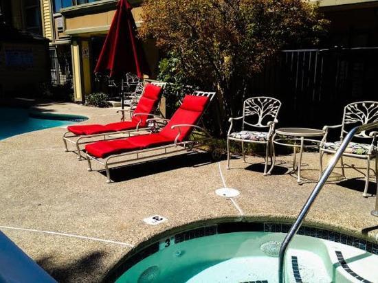 Martinez, Californien: Pool