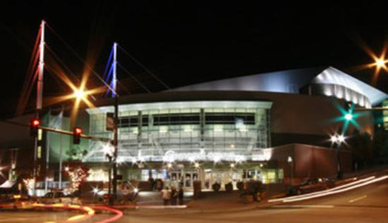 BEST WESTERN Cascadia Inn: Comcast Arena