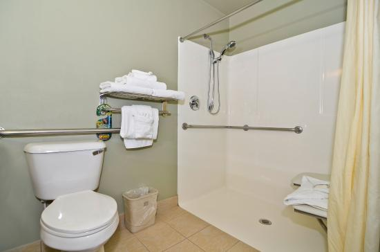 Best Western Plus Kennewick Inn: Mobility Accessible Guest Room