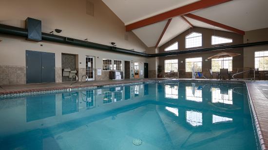 BEST WESTERN PLUS Kennewick Inn: Indoor Pool