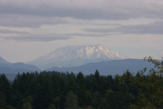 Chehalis, WA: Mt. St. Helens
