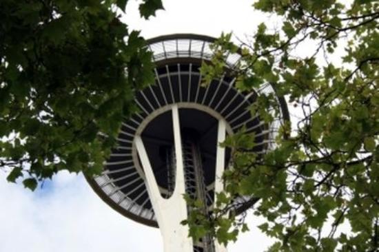 Chehalis, WA: Seattle Space Needle