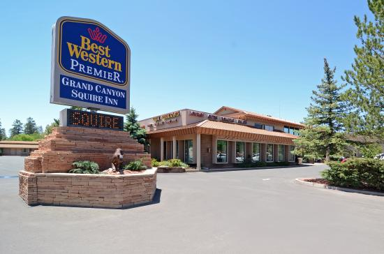 BEST WESTERN PREMIER Grand Canyon Squire Inn: Exterior