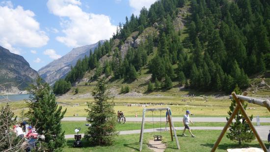 Valtelline Valley صورة فوتوغرافية