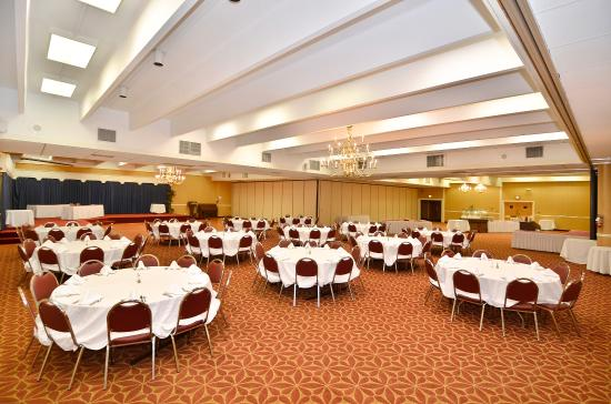 BEST WESTERN Lee-Jackson Inn & Conference Center: Meeting Room